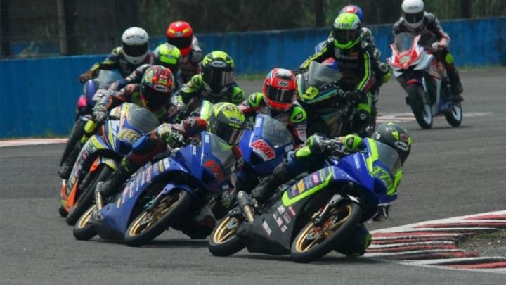 Hasil Race IRS Seri 3 2018: Pembalap Yamaha Kuasai Podium Sport 150cc!