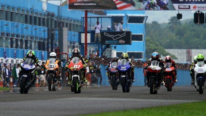 Adopsi Cara Start Le-Mans Style, Rider Yamaha Endurance Festival Juga Dituntut Untuk Jago Lari!