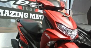 Harga dan spesifikasi Yamaha FreeGo