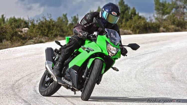 Ninja 250SL atau sport 150cc