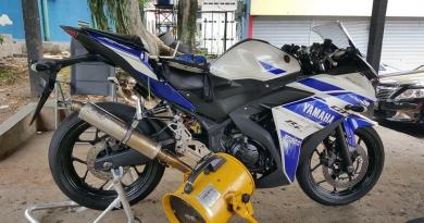 modifikasi mesin Yamaha R25