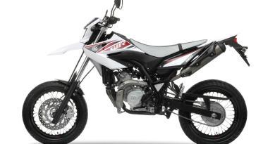 motor trail Yamaha 150cc