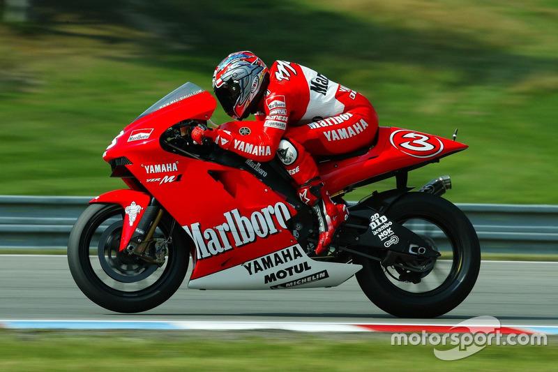 Spnsor Yamaha di MotoGP