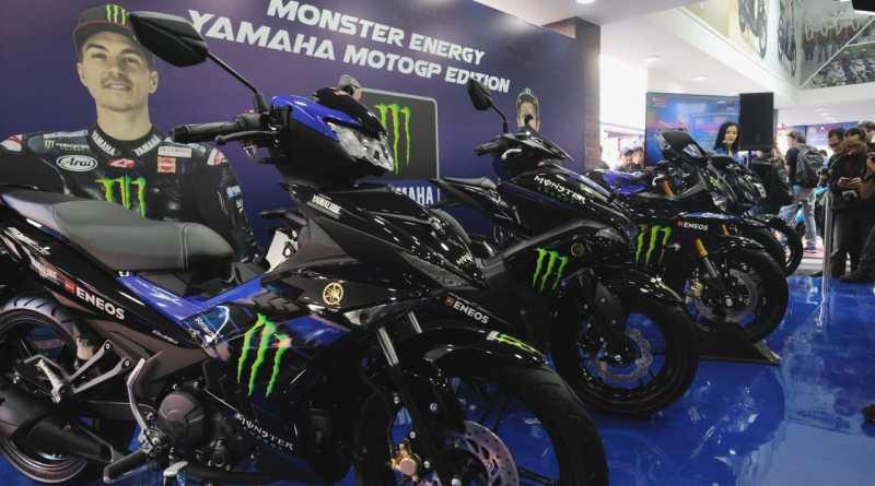 YIMM Luncurkan 5 Motor Yamaha Livery MotoGP,  keren gan!