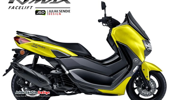 Minggu Depan Yamaha Launching New Yamaha NMAX 2020?