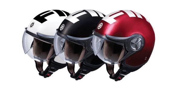 Andai Semua Helm Dealer Sebagus Helm Bawaan Yamaha Fino…….