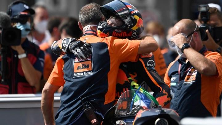 KTM Jadi Juara MotoGP Brno 2020 Pasca 1 Tahun Pedrosa Jadi Test Rider KTM