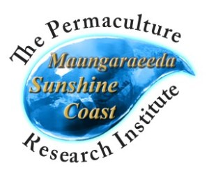 Logo for the Permaculture Research Institute Sunshine Coast