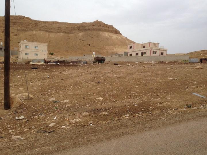 Tom Kendall views the culture of Jordan during his visit.