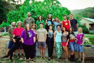 PRI Accredited Permaculture Design Certificate course with Tom Kendall