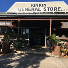 The fabulous Kin Kin store and cafe