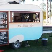 5th Element coffee van