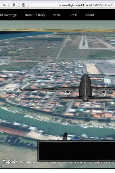 Gli aerei sopra di noi, 2