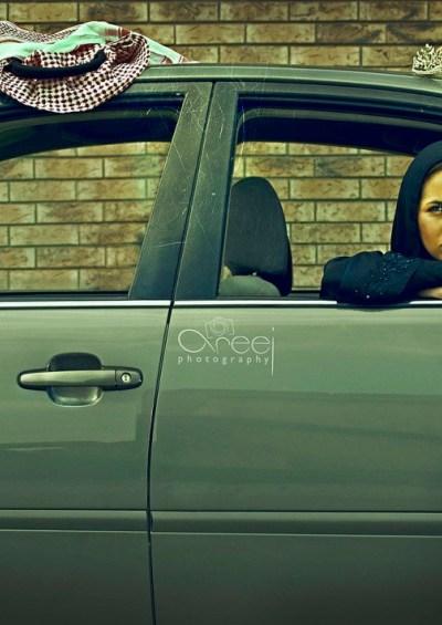 Le donne saudite, il divieto di guida e la protesta