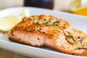 Блюдо из рыбы в тандыре
