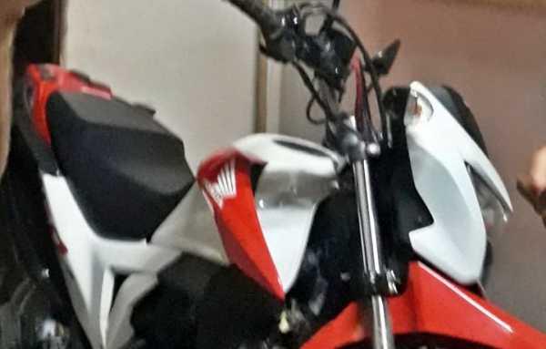 Armados ladrões roubam moto zona rural de Gravatá