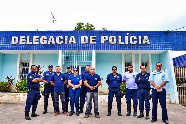 Guarda Municipal de Gravatá localiza e apreende garotas que fizeram foto e danificaram viaturas