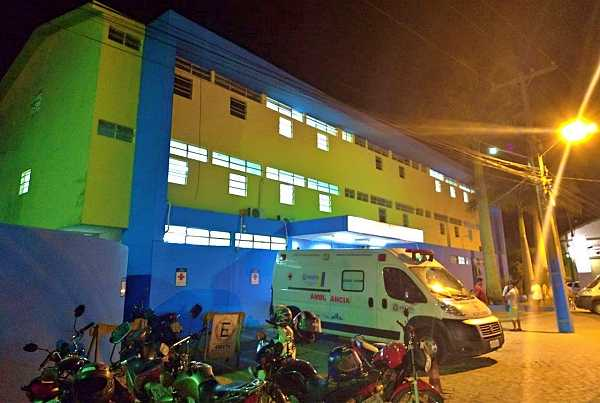 Homem baleado em Gravatá foi transferido em estado grave
