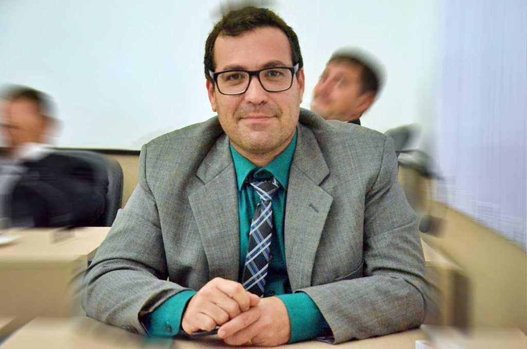 GRAVATÁ: Léo Giestosa sinaliza apoio ao prefeito Joaquim Neto