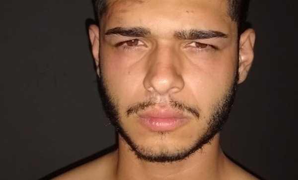 Jovem suspeito de tentar invadir loja é preso pela PM em Santa Cruz do Capibaribe
