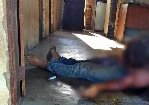 Corpo de homem encontrado dentro de casa na zona rural de Santa Cruz do Capibaribe