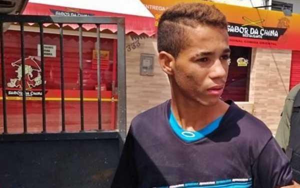 Após assaltar mulher com espingarda, jovem de 18 anos é preso pela PM em Santa Cruz do Capibaribe