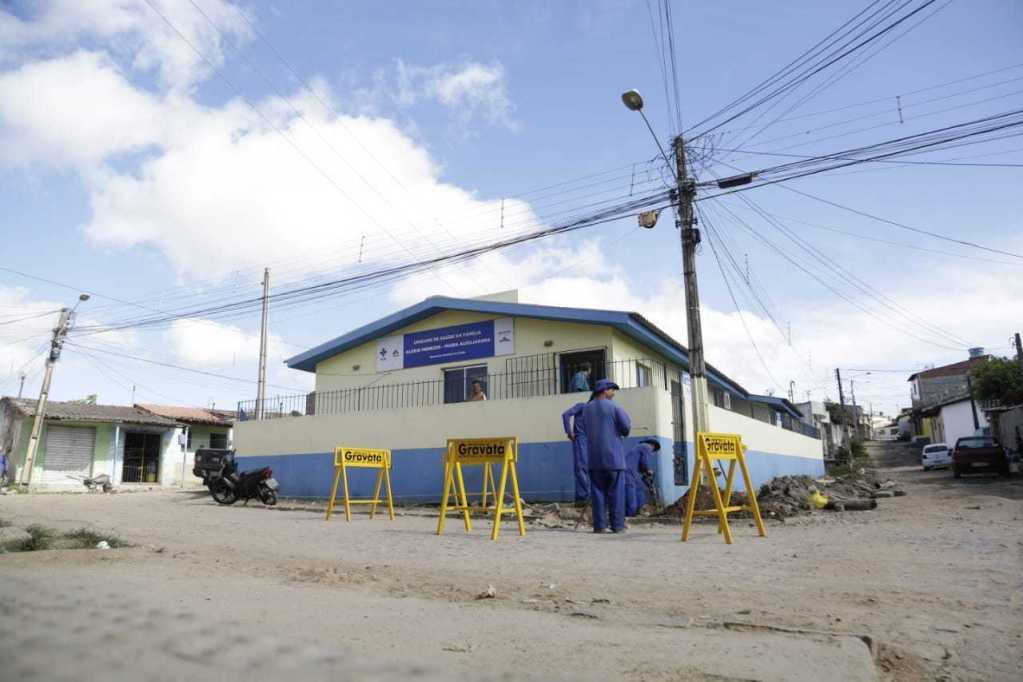 Prefeitura de Gravatá dá continuidade às obras de saneamento básico no Bairro Maria Auxiliadora