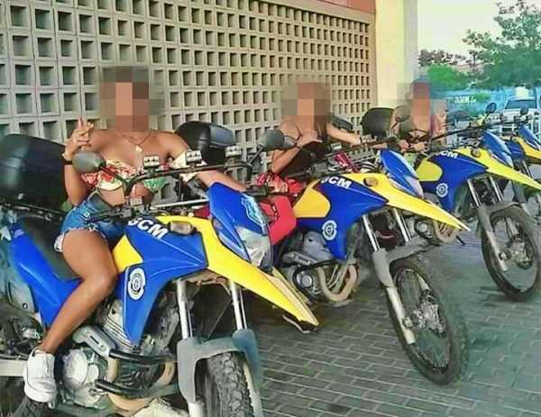 Garotas fazem foto em motos da GM de Gravatá e quebram dois veículos; caso está sendo investigado Pernambuco Notícias