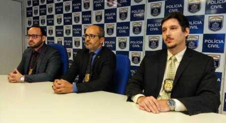 Agiotas são presos pela Polícia Civil após ameaçar vítima a pagar 100 mil reais de empréstimo