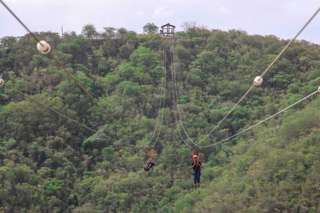 TURISMO: Parque Karawá tã abre em Gravatá