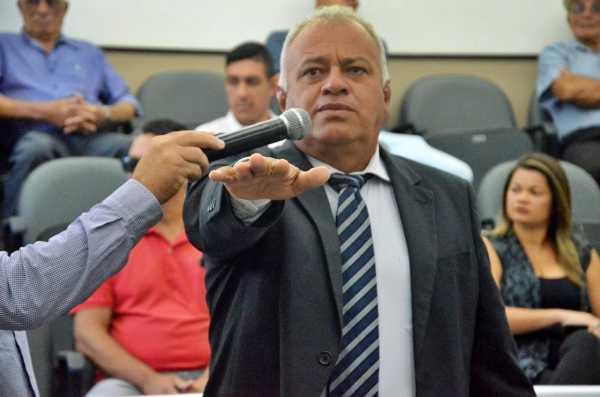 GRAVATÁ: Gilmário de Uruçu assume vaga de Léo Giestosa e passa a apoiar Joaquim Neto