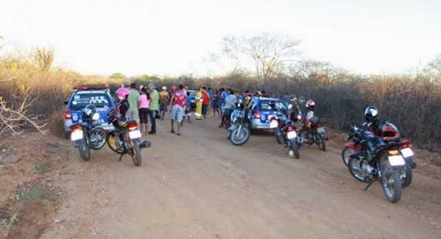 Duplo homicídio registrado na zona rural de Parnamirim
