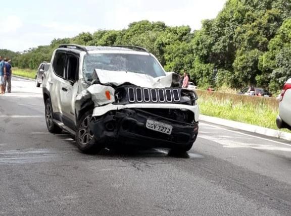 Família pernambucana se envolve em acidente com vítima fatal na Paraíba