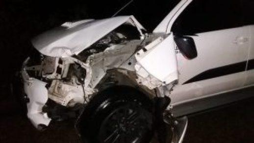 Susto: Prefeito se envolve em acidente grave no interior de Pernambuco Pernambuco Notícias