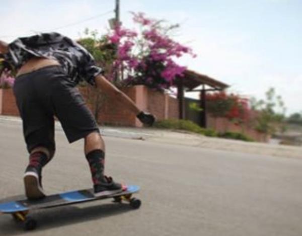Gravatá Freeride Festival chega à sua quarta edição no próximo domingo (21) e reúne skatistas de sete estados brasileiros