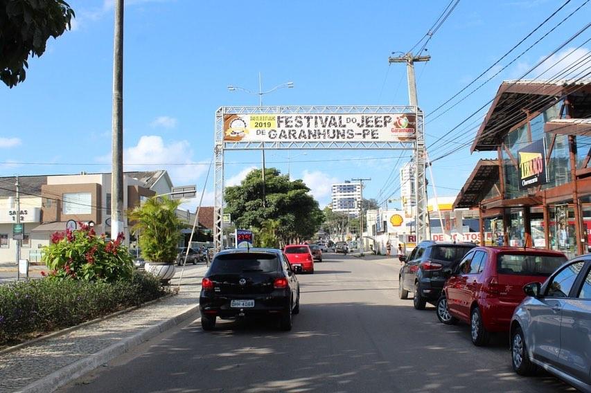 Termina neste domingo o Festival do Jeep de Garanhuns