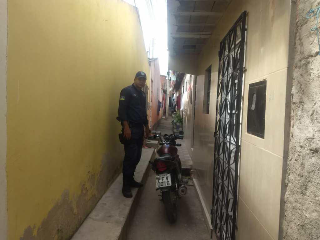Guarda Civil Municipal recupera moto roubada em Gravatá
