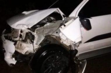 Susto: Prefeito se envolve em acidente grave no interior de Pernambuco