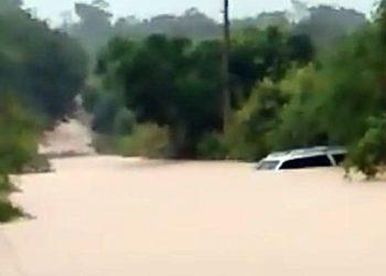 Domingo chuvoso em várias regiões de Pernambuco; Goiana registra mais de 105 mm de Chuva