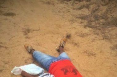 Agricultor encontrado morto na zona rural de Iati