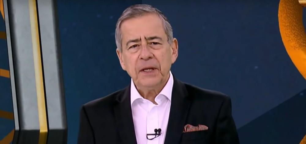 LUTO: Morre o apresentador e jornalista Paulo Henrique Amorim