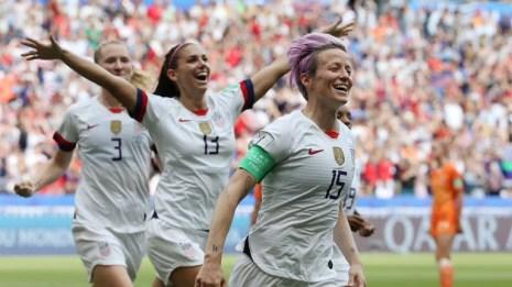 Seleção Americana vence a Copa Mundial Feminina