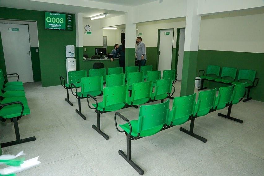 Prefeita Raquel Lyra entrega ambulatório moderno para população