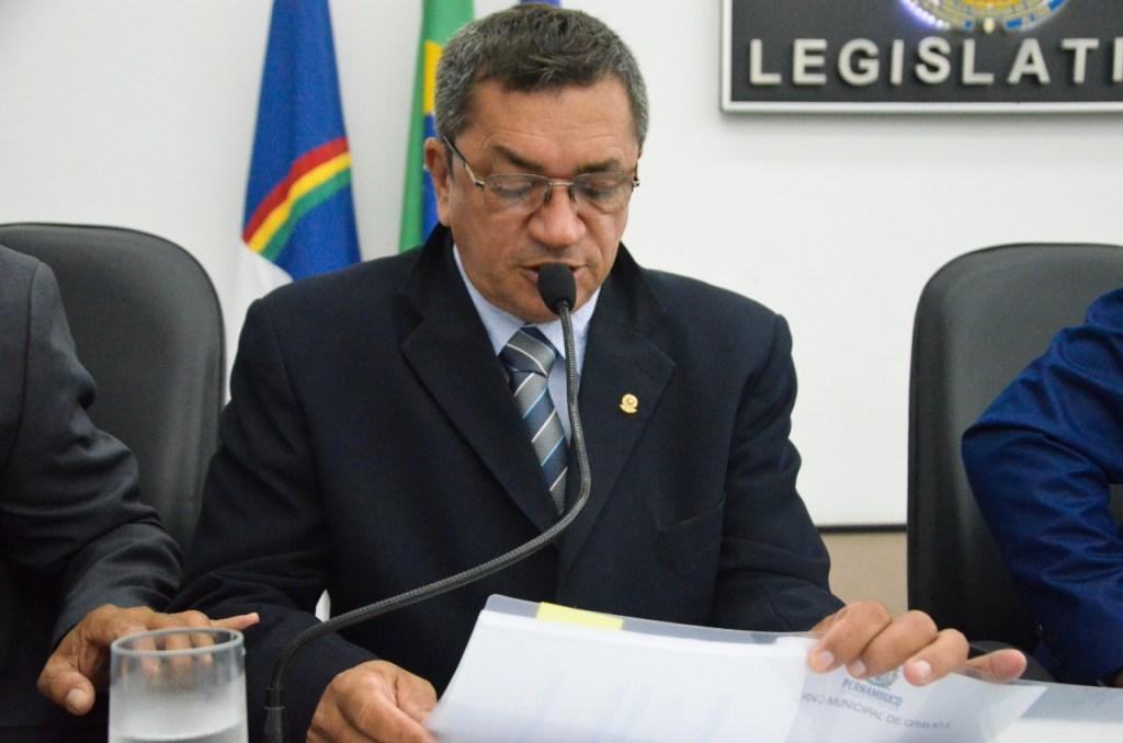 Câmara de Gravatá abre mais um período legislativo; tudo dentro na normalidade