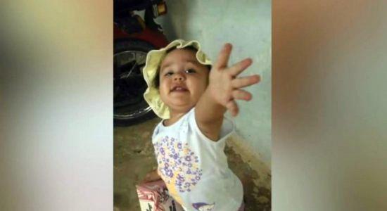 Menina de 3 anos assassinada com tiro na cabeça em Moreno; vítima ia pra igreja com a mãe