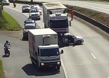 Carga de carne roubada em Recife é recuperada em Pombos; cinco homens de Jaboatão foram presos
