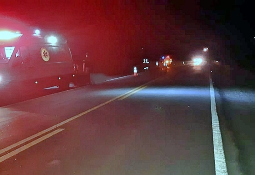 FATAL: Acidente na rodovia BR-232 mata idoso