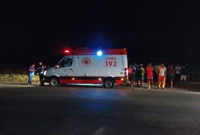 Fatal: Menino de 4 anos morre após ser atropelado em Agrestina
