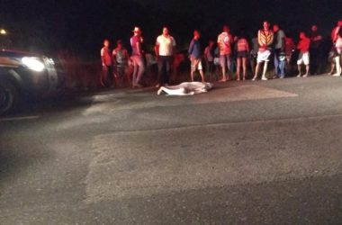 Homem morre atropelado ao tentar atravessar a BR-232