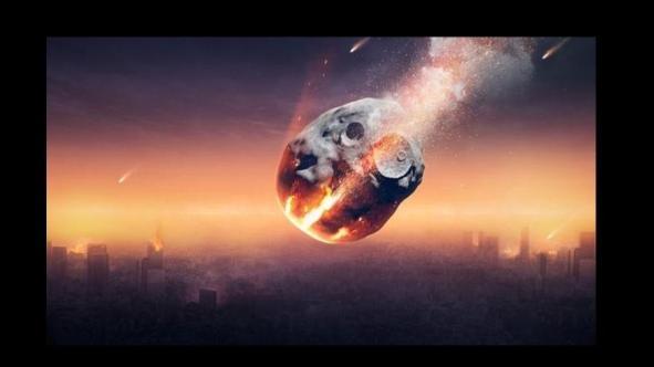 Asteroide pode colidir com planeta Terra no ano 2084